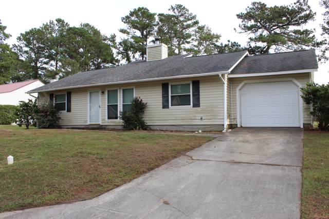 209 Spring Drive, Jacksonville, NC 28540 (MLS #100188890) :: Chesson Real Estate Group