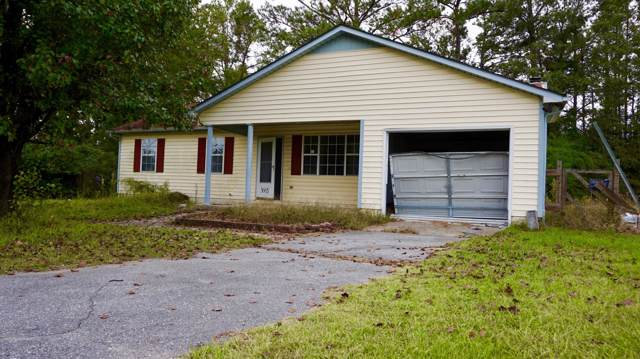 3665 New Bern Highway, Jacksonville, NC 28546 (MLS #100188913) :: Chesson Real Estate Group