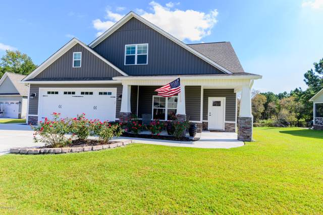 414 Antioch Lakes Road, New Bern, NC 28560 (MLS #100188933) :: Courtney Carter Homes