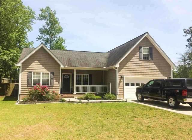497 Nc-172, Hubert, NC 28539 (MLS #100188935) :: Berkshire Hathaway HomeServices Hometown, REALTORS®