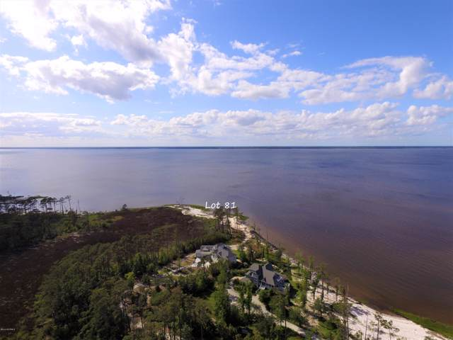 741 Sandy Point Drive, Beaufort, NC 28516 (MLS #100188939) :: The Chris Luther Team