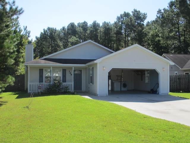 149 Byrum Run, Hubert, NC 28539 (MLS #100188945) :: Berkshire Hathaway HomeServices Hometown, REALTORS®