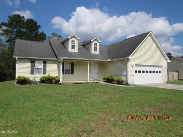 128 Linden Road, Richlands, NC 28574 (MLS #100188957) :: Berkshire Hathaway HomeServices Hometown, REALTORS®