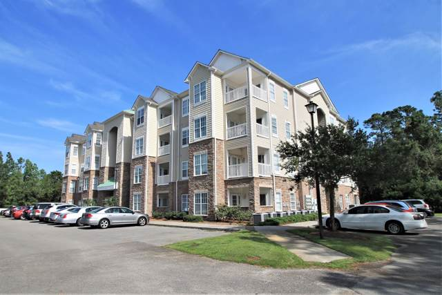 300 Gateway Condos Drive #326, Surf City, NC 28445 (MLS #100188970) :: The Keith Beatty Team