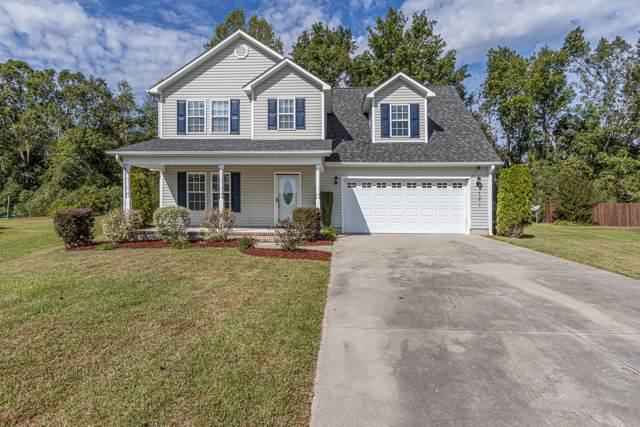 121 Casey Court, Jacksonville, NC 28540 (MLS #100188985) :: Berkshire Hathaway HomeServices Hometown, REALTORS®