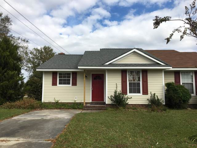 101 Creekview Drive, Jacksonville, NC 28540 (MLS #100188987) :: Berkshire Hathaway HomeServices Hometown, REALTORS®