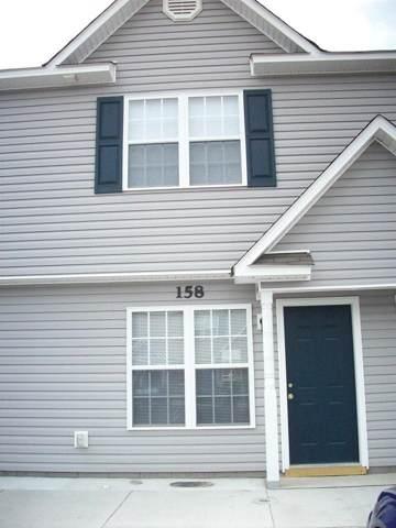 158 Cornerstone Place, Jacksonville, NC 28546 (MLS #100188994) :: Berkshire Hathaway HomeServices Hometown, REALTORS®