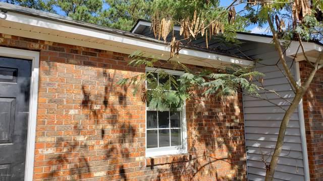 103 Easy Street, Jacksonville, NC 28546 (MLS #100189010) :: Berkshire Hathaway HomeServices Hometown, REALTORS®