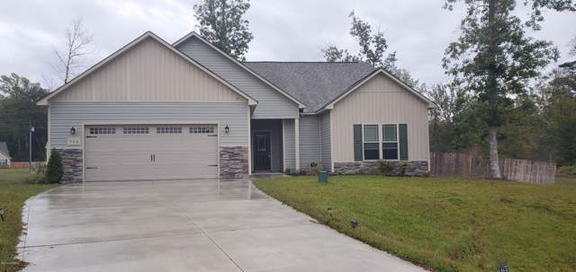 503 Ellie Court, Jacksonville, NC 28540 (MLS #100189012) :: Berkshire Hathaway HomeServices Hometown, REALTORS®