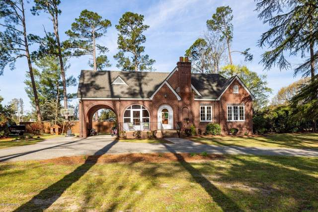 203 N Main Street, Salemburg, NC 28385 (MLS #100189045) :: Courtney Carter Homes