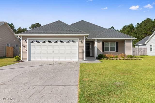 3009 W Wt Whitehead Drive, Jacksonville, NC 28546 (MLS #100189101) :: RE/MAX Essential