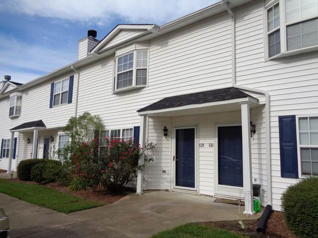 1015 Spring Forest Road F9, Greenville, NC 27834 (MLS #100189117) :: Vance Young and Associates
