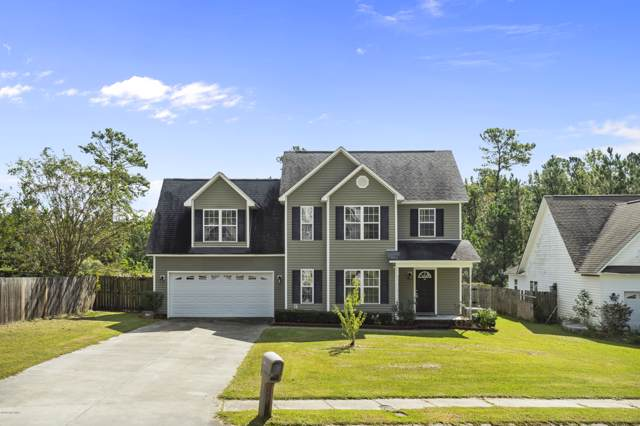123 Tanbark Drive, Jacksonville, NC 28546 (MLS #100189122) :: The Cheek Team