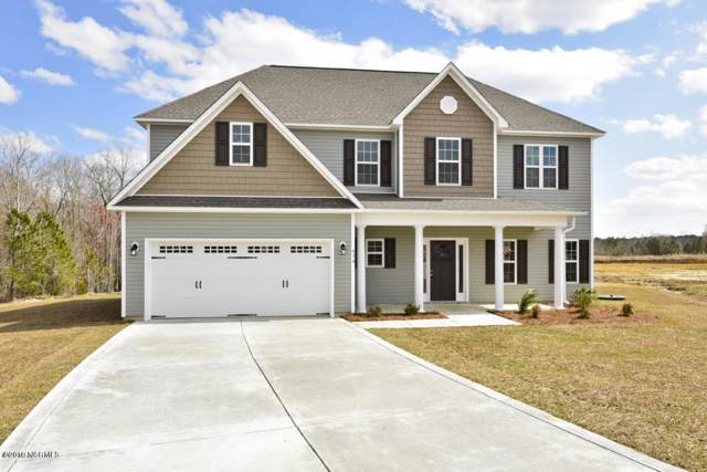 723 Kiwi Stone Circle, Jacksonville, NC 28546 (MLS #100189135) :: The Cheek Team