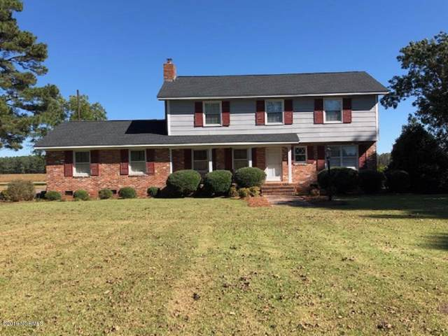 10097 Nc 41 Highway, Fairmont, NC 28340 (MLS #100189166) :: The Keith Beatty Team