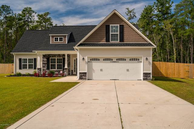 527 Stately Pines Road, New Bern, NC 28560 (MLS #100189188) :: RE/MAX Essential