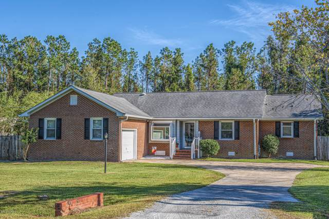 209 Carolina Pines Boulevard, New Bern, NC 28560 (MLS #100189191) :: RE/MAX Essential