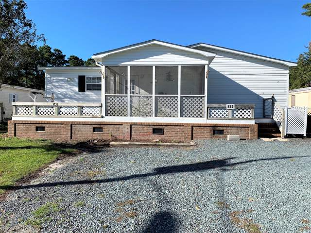 831 Magnolia Drive, Sunset Beach, NC 28468 (MLS #100189207) :: RE/MAX Elite Realty Group