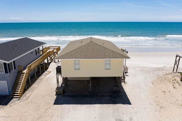 248 Seashore Drive, North Topsail Beach, NC 28460 (MLS #100189213) :: The Cheek Team