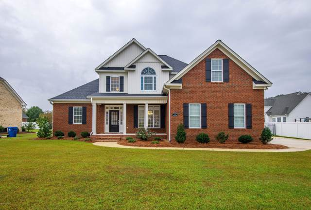 755 Stillwater Drive, Winterville, NC 28590 (MLS #100189214) :: Vance Young and Associates