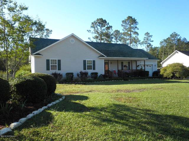 812 Mill Creek Road, Newport, NC 28570 (MLS #100189216) :: RE/MAX Essential