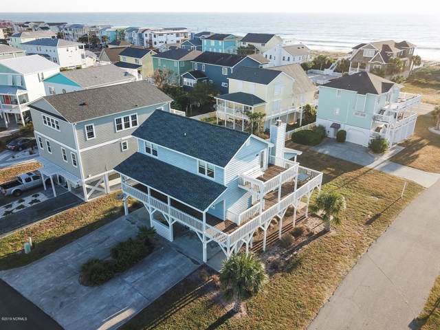 102 Seaward Court, Kure Beach, NC 28449 (MLS #100189220) :: RE/MAX Essential
