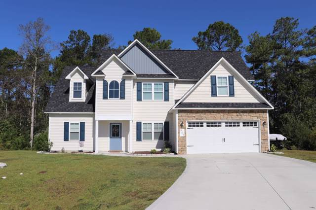 906 Gulf Chase Court, Sneads Ferry, NC 28460 (MLS #100189222) :: Courtney Carter Homes