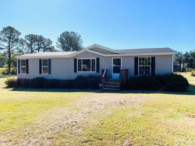 136 Sayers Lane, Richlands, NC 28574 (MLS #100189225) :: Courtney Carter Homes