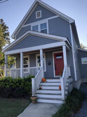 124 Magnolia Street, Wilmington, NC 28401 (MLS #100189226) :: The Pistol Tingen Team- Berkshire Hathaway HomeServices Prime Properties