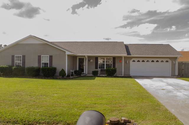 807 Fir Trail, Havelock, NC 28532 (MLS #100189238) :: RE/MAX Essential