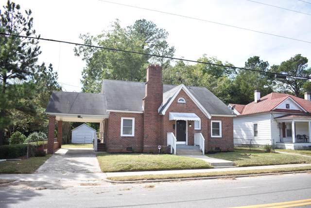 821 Nashville Road, Rocky Mount, NC 27803 (MLS #100189255) :: The Keith Beatty Team