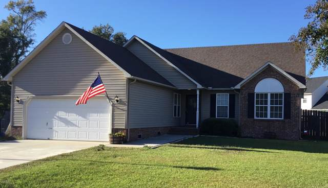 204 Bluff Ridge Court, Jacksonville, NC 28540 (MLS #100189276) :: The Bob Williams Team