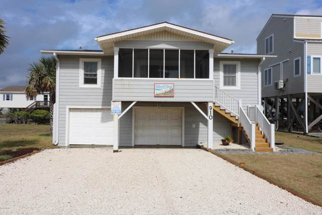 910 Ocean Boulevard W, Holden Beach, NC 28462 (MLS #100189300) :: RE/MAX Essential