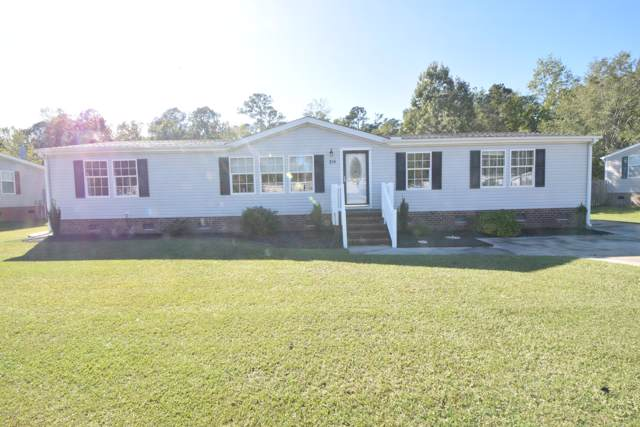 314 Macdonald Boulevard, Havelock, NC 28532 (MLS #100189322) :: RE/MAX Essential