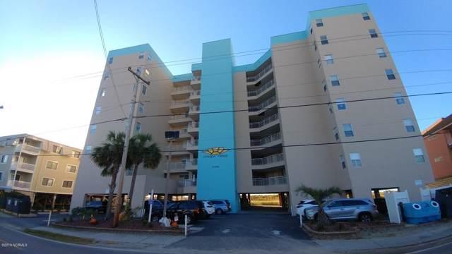 5508 N Ocean Boulevard #602, North Myrtle Beach, SC 29582 (MLS #100189324) :: The Cheek Team