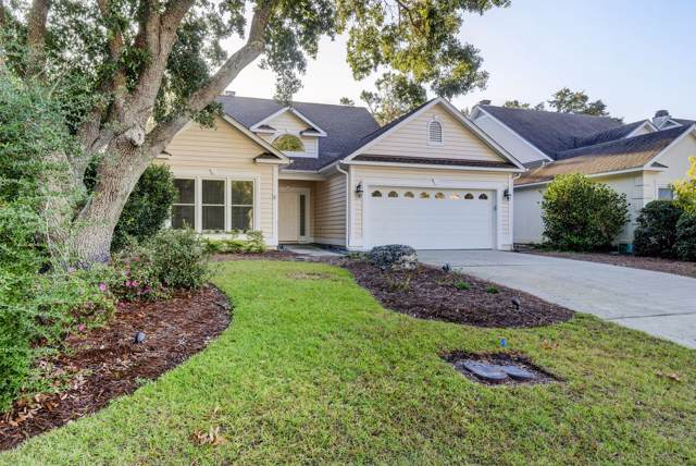 8610 Hammock Dunes Drive, Wilmington, NC 28411 (MLS #100189326) :: Courtney Carter Homes