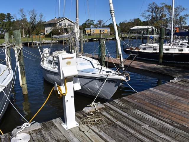19 Pecan Grove Marina, Oriental, NC 28571 (MLS #100189336) :: RE/MAX Essential