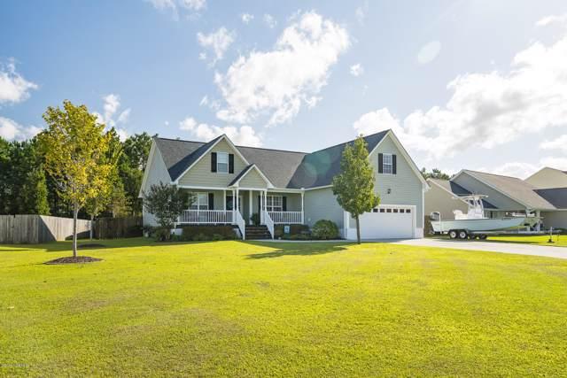 705 Mandolin Lane, Newport, NC 28570 (MLS #100189339) :: Vance Young and Associates