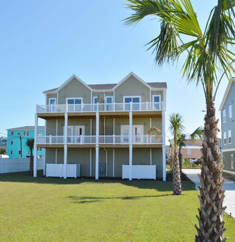 3307 Emerald Drive West, Emerald Isle, NC 28594 (MLS #100189349) :: RE/MAX Essential