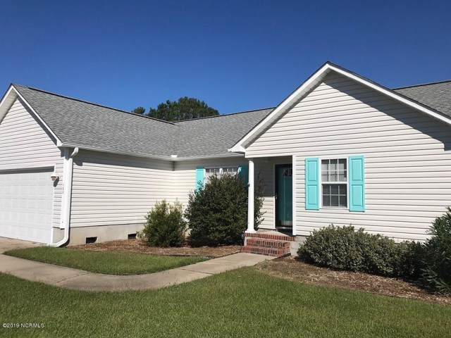 102 Noreaster Lane, Beaufort, NC 28516 (MLS #100189356) :: RE/MAX Essential