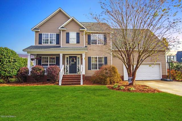 917 Dunbrook Drive, Winterville, NC 28590 (MLS #100189362) :: Berkshire Hathaway HomeServices Prime Properties
