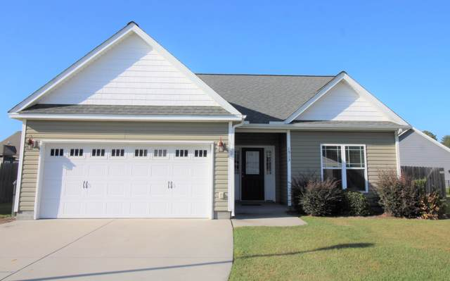 1913 Chavis Court, Greenville, NC 27858 (MLS #100189369) :: RE/MAX Essential