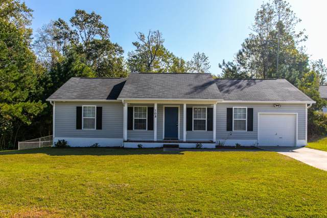 108 Old Glory Lane, Jacksonville, NC 28540 (MLS #100189375) :: The Cheek Team