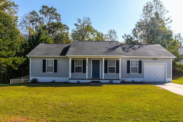 108 Old Glory Lane, Jacksonville, NC 28540 (MLS #100189375) :: Castro Real Estate Team