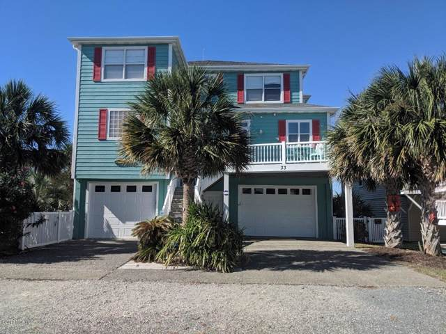 33 Wilmington Street, Ocean Isle Beach, NC 28469 (MLS #100189379) :: RE/MAX Elite Realty Group