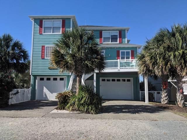 33 Wilmington Street, Ocean Isle Beach, NC 28469 (MLS #100189379) :: The Cheek Team