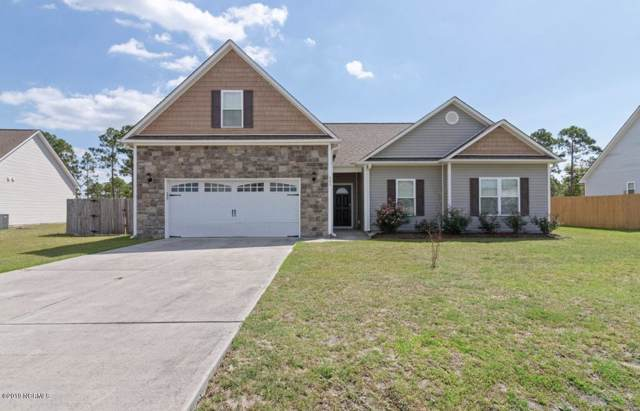 405 Kinroff Drive, Hubert, NC 28539 (MLS #100189390) :: RE/MAX Essential