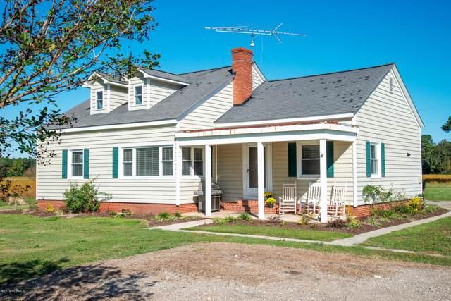 552 Brown Road, Washington, NC 27889 (MLS #100189410) :: Vance Young and Associates