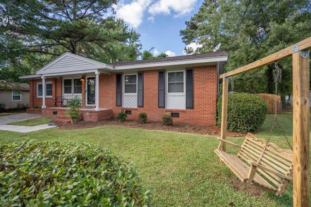 707 Dennis Road, Jacksonville, NC 28546 (MLS #100189429) :: The Cheek Team