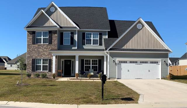306 Crossroads Store Drive, Jacksonville, NC 28546 (MLS #100189435) :: Castro Real Estate Team